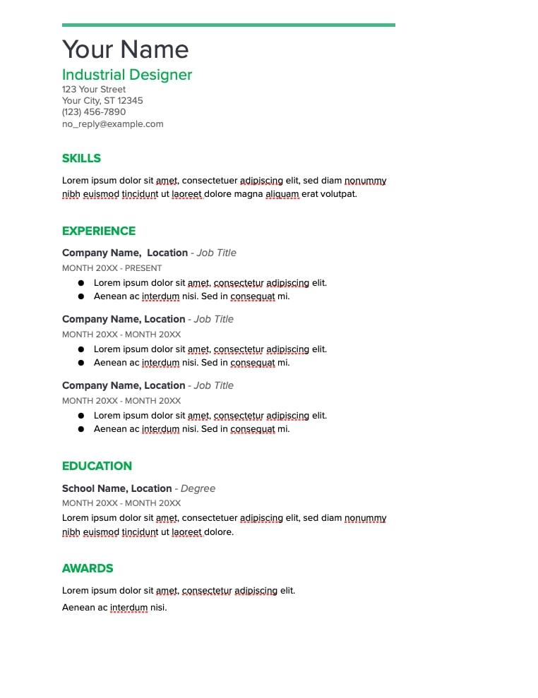CV-voorbeeld-4